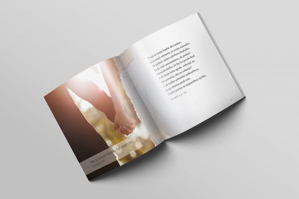 Manželská kniha Od jari do zimy spolu