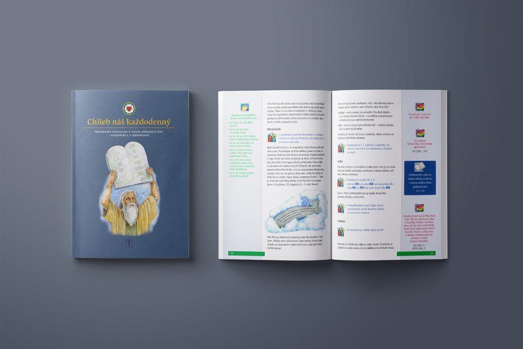 Učebnica náboženstva 4. ročník