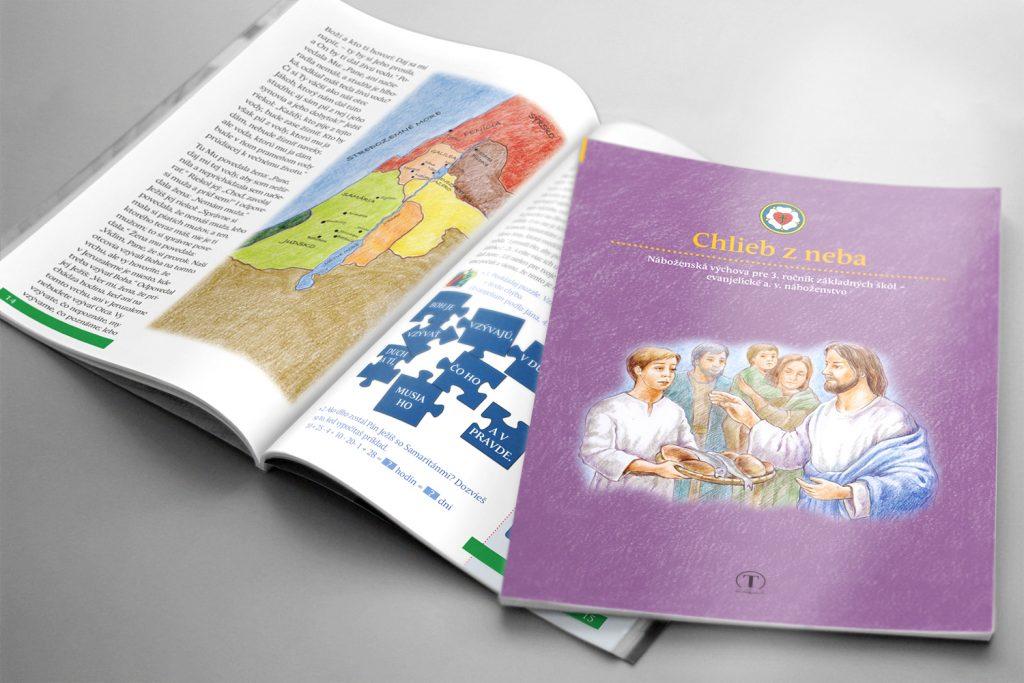 Učebnica náboženstva 3. ročník